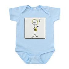 Remember the Walkman Infant Bodysuit