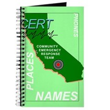 CERT Journal Notebook