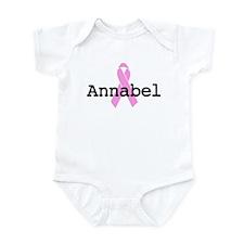 BC Awareness: Annabel Infant Bodysuit