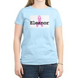 BC Awareness: Eleanor Women's Pink T-Shirt