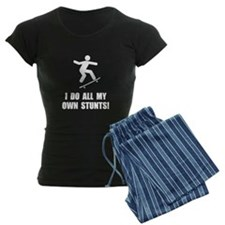 Do Skateboard Stunts Pajamas
