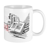 Literati - IT IS WHAT IT IS...YOU...ME... Small Mugs