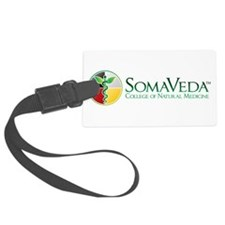 SCNM School Logo Luggage Tag