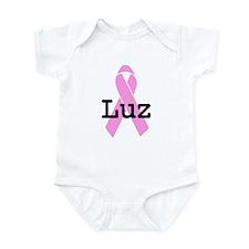 BC Awareness: Luz Infant Bodysuit