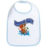 RIVER RAT Bib