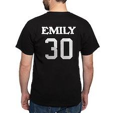 Team Bronte Emily 30 T-Shirt