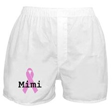 BC Awareness: Mimi Boxer Shorts