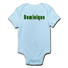 Dominique Grass Infant Bodysuit