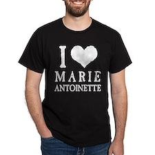 I Love Marie Antoinette T-Shirt