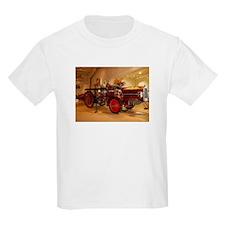 1904 Steam Fire Truck T-Shirt