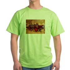 1904 Steam Fire Truck T-Shirt