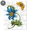 Maria Sibylla Merian Botanical Puzzle