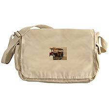 Jungle Wagon Messenger Bag