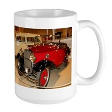 Classic Tiny Red Hot Car Mug