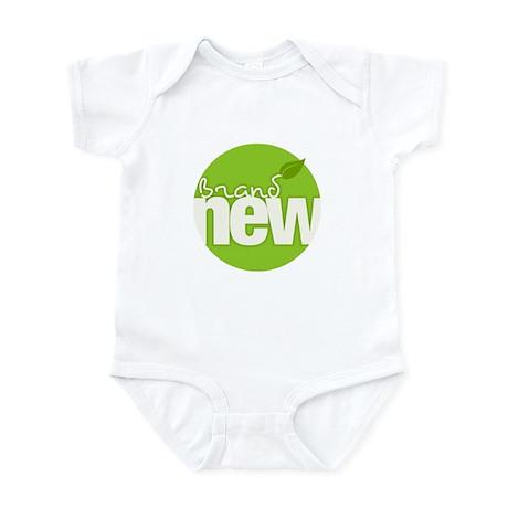 """Brand New"" Growth Infant Bodysuit"