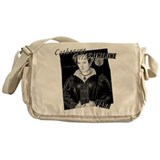 catherine-parr_bw.png Messenger Bag