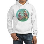 Hooded Sweatshirt Krishna & Radha