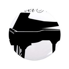 "Forever Music 3.5"" Button (100 pack)"