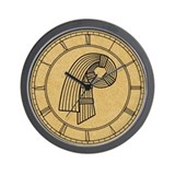 inanna-knot_cl.jpg Wall Clock