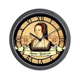 anne-boleyn-2_cl.jpg Wall Clock