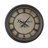 byronic-hero_cl.jpg Large Wall Clock