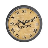 i-love-ethan-frome_cl.jpg Wall Clock