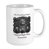 Original Right Wing Extremist  Tasse