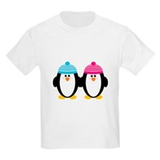 A Couple of Cute Penguins T-Shirt