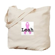 BC Awareness: Leah Tote Bag