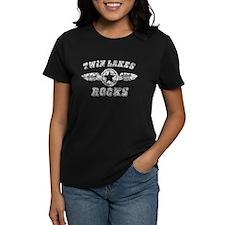 TWIN LAKES ROCKS Tee