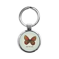 Self-Worth Circle Pendant Necklace