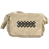 simple-spade-pattern_tr.png Messenger Bag