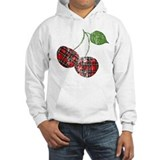 plaid-cherries-retro.png Jumper Hoody