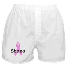 BC Awareness: Shana Boxer Shorts