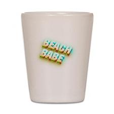 Unique Funny retro Drinking Glass