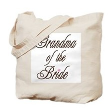 CB Grandma of Bride Tote Bag