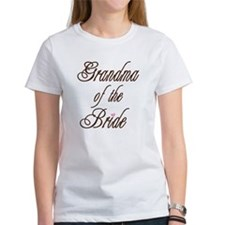 CB Grandma of Bride Tee