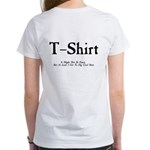 Cowgirls of Science - womens T - TIM.1