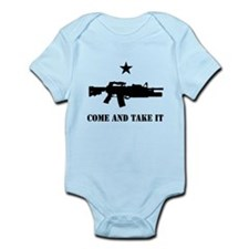 Come and Take It Infant Bodysuit