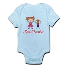 Little Brother with Big Sister Onesie