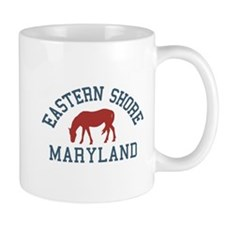 Eastern Shore MD - Ponies Design. Mug