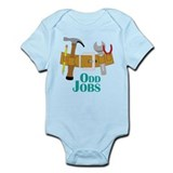 Odd Jobs Infant Bodysuit