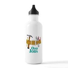 Odd Jobs Water Bottle