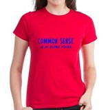 Super Power: Common Sense Tee