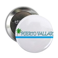 "Cool Puerto vallarta 2.25"" Button (100 pack)"