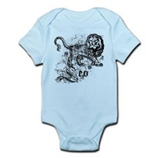 Worn Zodiac Leo Infant Bodysuit