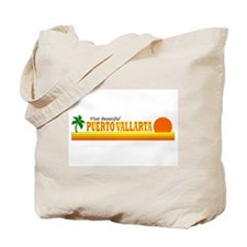 Unique Puerto vallarta Tote Bag