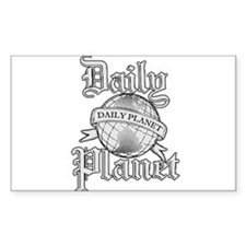 Daily Planet Decal