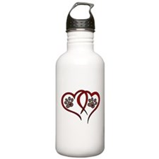 Puppy Love Water Bottle
