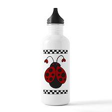 Ladybug Bug Water Bottle